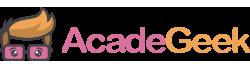 acade geek logo